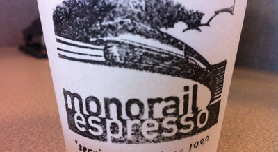 Photo of Coffee Shop Monorail Espresso at 510 Pike St, Seattle, WA 98101, United States