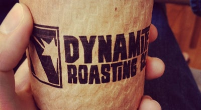 Photo of Coffee Shop Dynamite Roasting Co. at 3198 Us Highway 70 W, Black Mountain, NC 28711, United States