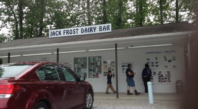 Photo of Ice Cream Shop Jack Frost Dairy Bar at 2449 Sugar Hill Rd, Marion, NC 28752, United States