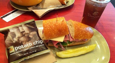 Photo of Sandwich Place Panera Bread at 2015 Birch Road, Chula Vista, CA 91915, United States