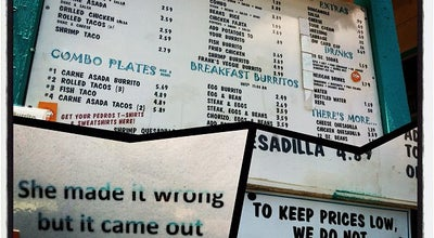Photo of Taco Place Pedro's Tacos at 550 N El Camino Real, San Clemente, CA 92672, United States