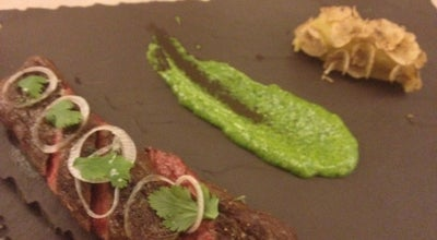 Photo of Italian Restaurant Metamorfosi Restaurant at Via Giovanni Antonelli, 30, Roma 00197, Italy