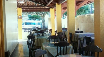 Photo of Brazilian Restaurant Chalé Restaurante Self-Service at Av. Rui Bardosa, 1155, Heliópolis, Garanhuns, Brazil