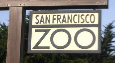 Photo of Zoo San Francisco Zoo at 1 Zoo Rd, San Francisco, CA 94132, United States