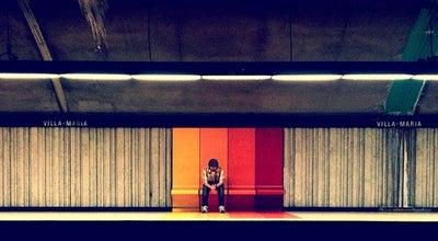 Photo of Subway STM Station Villa-Maria at Rue Décarie, Montréal, QC, Canada