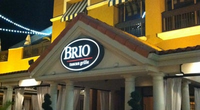 Photo of Italian Restaurant Brio Tuscan Grille at 2223 N West Shore Blvd, Tampa, FL 33607, United States