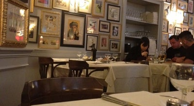 Photo of Italian Restaurant Valentino Vintage at Corso Monforte, 16, Milan 20122, Italy