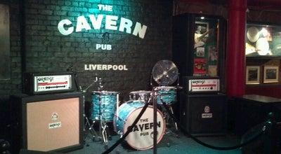Photo of Pub Cavern Pub at 10 Matthew St., Liverpool L2 6RE, United Kingdom