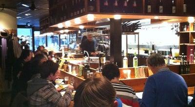 Photo of Italian Restaurant Italia Bar at Ridderstraat 9, Sint-Truiden 3800, Netherlands