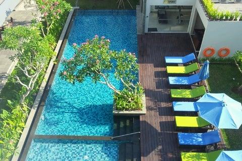 Foto Hotel Santika Mataram  Lombok Nusa Tenggara Barat