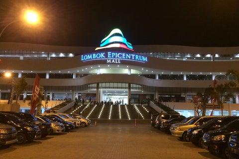 Foto Lombok Epicentrum Mall Mataram