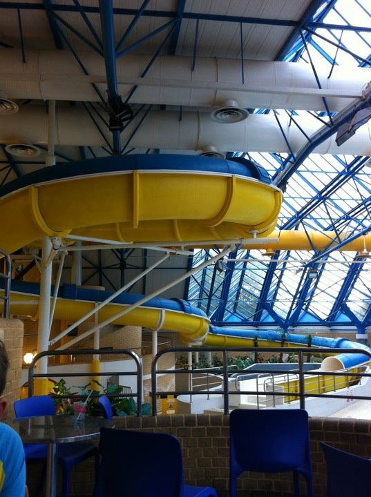 Woodford leisure centre