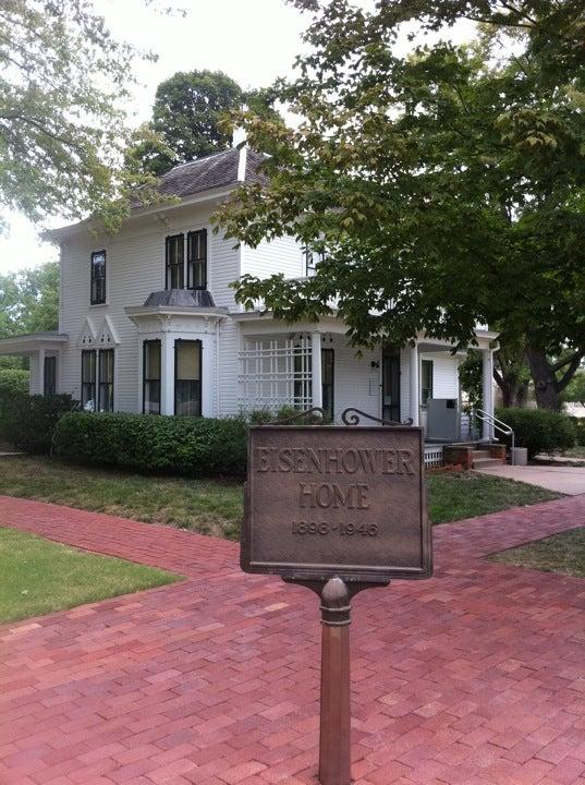 Eisenhower Presidential Library Location
