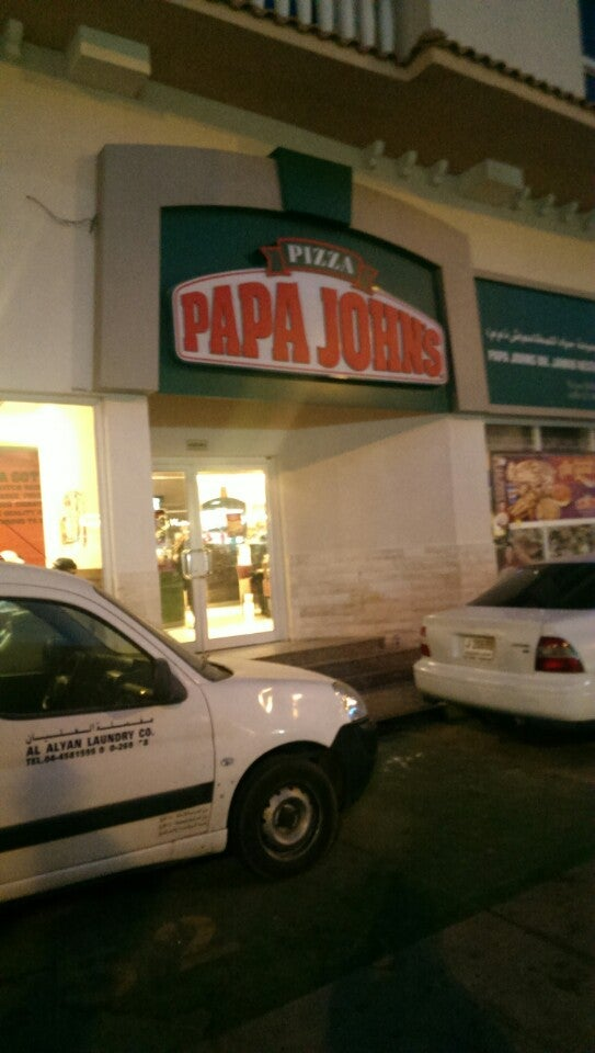 Order Papa John's Pizza online - UAE for fast pizza delivery or take away. Get Papa John's Special Offers or use Papa John's promo codes for online pizza orders from UAE stores.