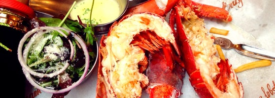Burger & Lobster - Islington - 72 tips
