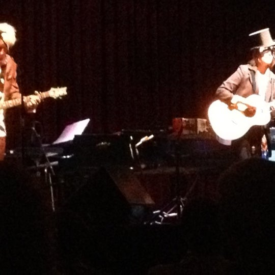 Photo taken at Napa Valley Opera House by Athonia C. on 4/18/2012