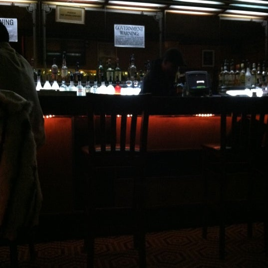 Photo taken at Lenox Lounge by Curvatude on 2/26/2012