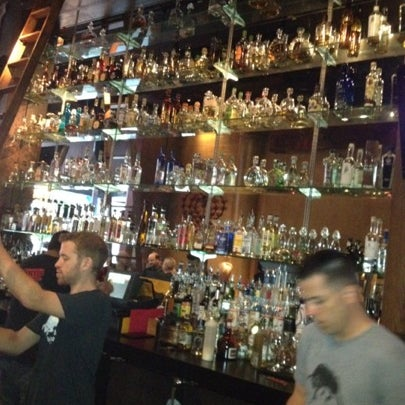Photo taken at Barrio Tequila Bar by DEBORAH C. on 7/25/2012