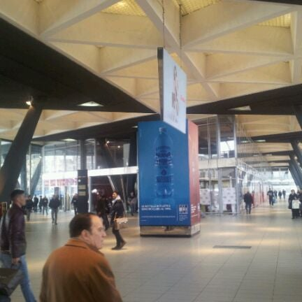 Photo taken at Napoli Centrale Railway Station (INP) by Anton T. on 3/6/2012