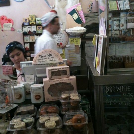Photo taken at BabyCakes NYC by John R. on 7/18/2012