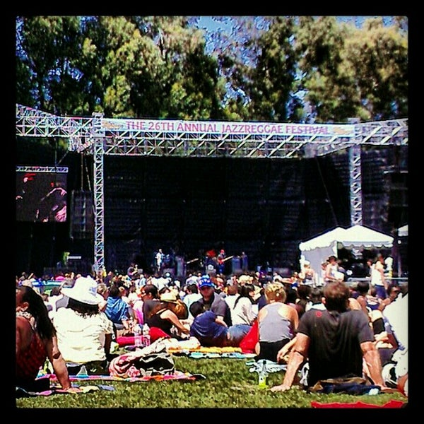 Photo taken at UCLA Intramural Field by David S. on 5/27/2012