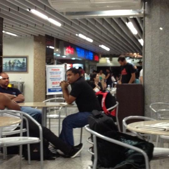 Photo taken at Air Café Palheta by Marcelo A. on 5/12/2012
