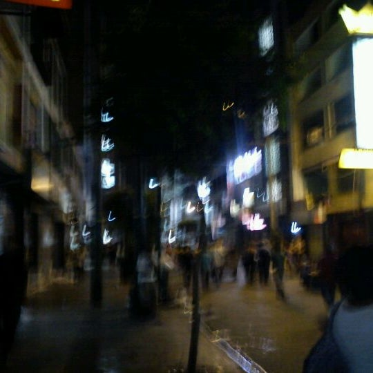 Foto tomada en Gamarra por Pedro Q. el 4/4/2012