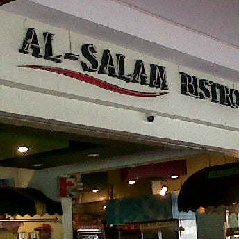 Photo taken at Al Salam Bistro by Muhammad Adib ™ on 6/15/2011
