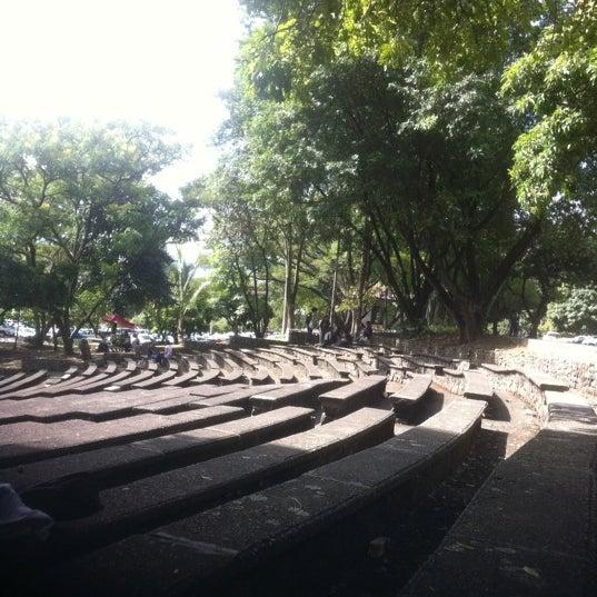 Photo taken at Universidad de Antioquia by Ángela P. on 8/9/2012