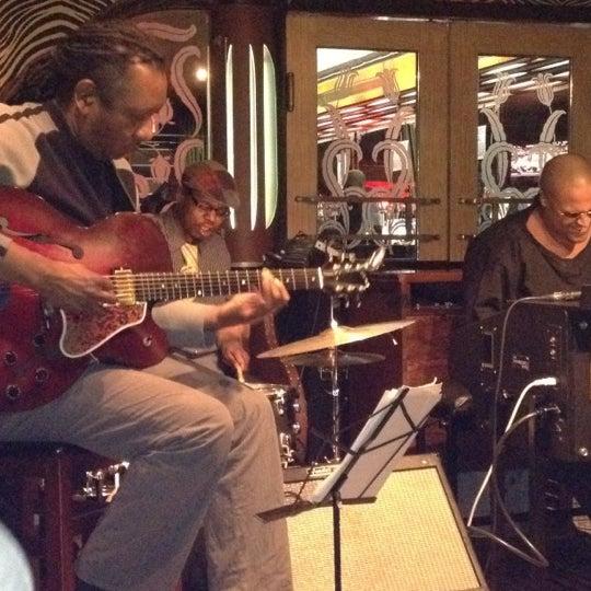 Photo taken at Lenox Lounge by Lioubov Hana-Liebe M. on 3/11/2012