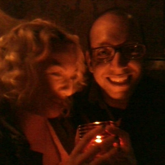 Photo taken at NoBar by Mary Lynn D. on 1/30/2012