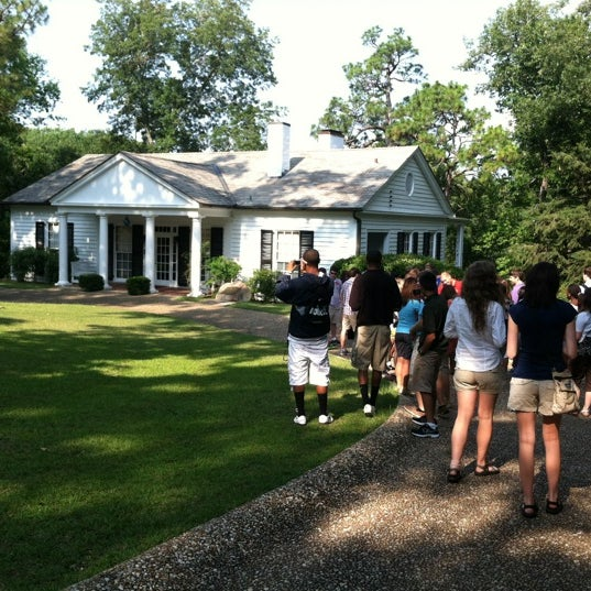 Photo taken at Roosevelt's Little White House Historic Site by Beth M. on 6/15/2012