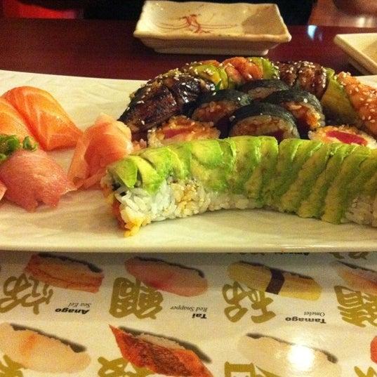 Aka sushi bristow va for Aka japanese cuisine menu
