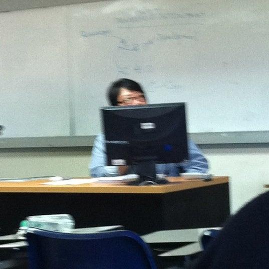 Photo taken at Chiang Mai Rajabhat University by ซิลเวสเตอร์ ส. on 1/19/2012