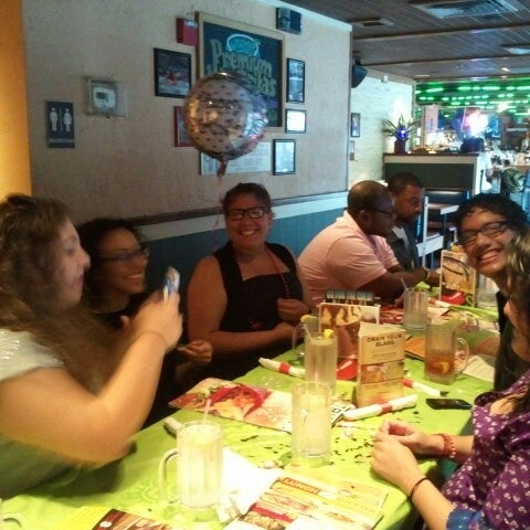 Photo taken at Chili's Grill & Bar by Beatriz V. on 7/14/2012