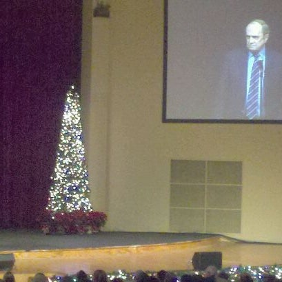 Photo taken at FHU Loyd Auditorium by Tracie S. on 12/3/2011