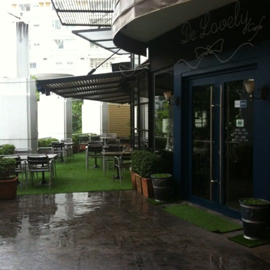 Photo taken at Thonglor Town Center by Kittachaya P. on 3/17/2011