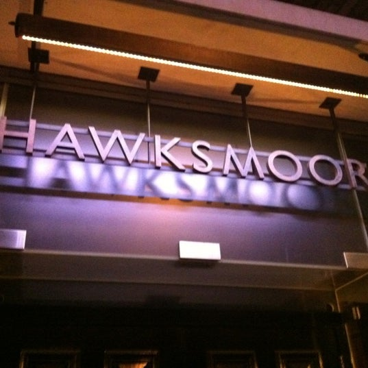 Photo taken at Hawksmoor by Miki D. on 5/4/2012