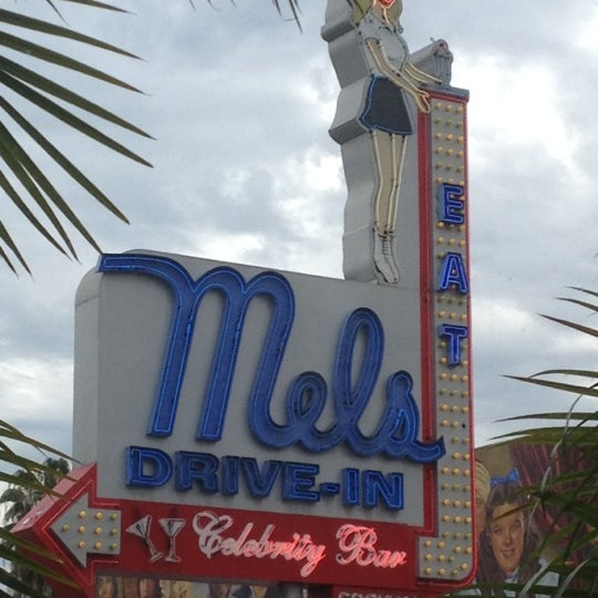 Photo taken at Mel's Drive-In by Lissa M. on 4/25/2012