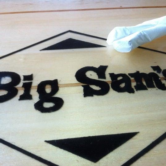 Big Sams Inlet Cafe Raw Bar