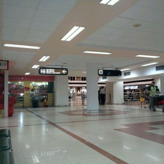 Photo taken at Netaji Subhash Chandra Bose International Airport (CCU) by 'Mustafa G. on 5/19/2012