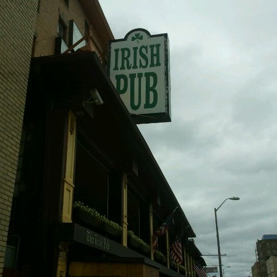 Photo taken at The Irish Pub by Brian H. on 7/21/2012