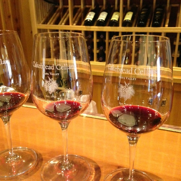 Cakebread coupon tasting