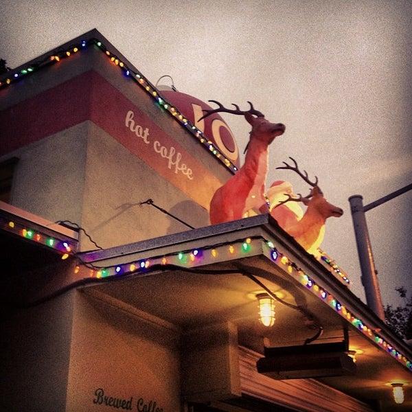 Photo taken at Jo's Coffee by Greg N. on 12/8/2012