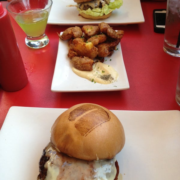 Photo taken at Umami Burger by Michelle C. on 5/29/2013