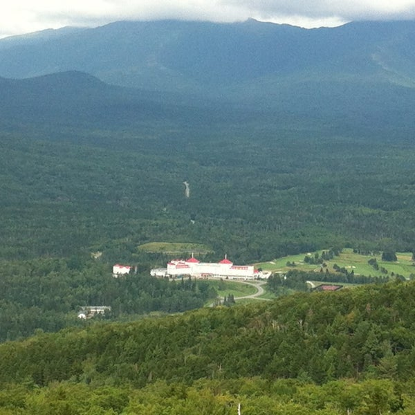 Photo taken at Bretton Woods by Daniel P. on 7/26/2013