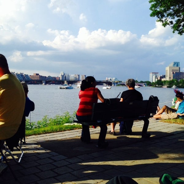 Photo taken at The Esplanade by Kevin A. on 7/3/2014