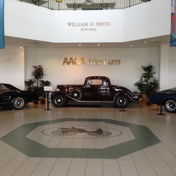 Photo taken at Antique Automobile Club of America (AACA) Museum by Michael D. on 5/15/2013