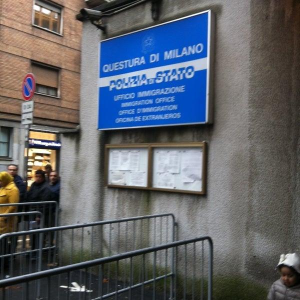 Questura di milano ufficio immigrazione brera 5 tips for Questura di roma ufficio immigrazione permesso di soggiorno