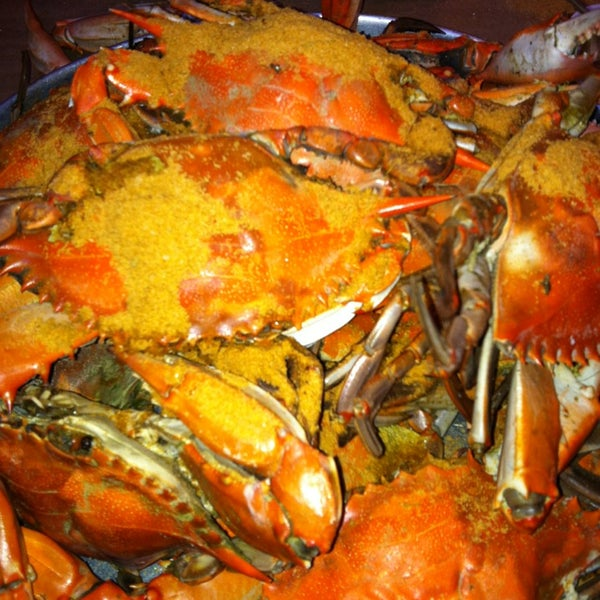 Crabs all year! One of the few places. This is Feb 17th!!